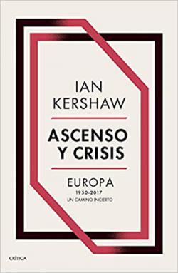 Portada del libro Ascenso y crisis