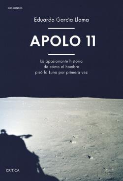 Portada del libro Apollo 11