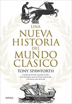 Portada del libro Una nueva historia del mundo clásico