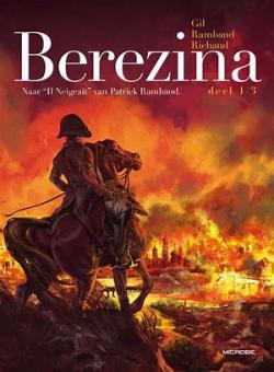 Portada del libro Berézina (Integral)