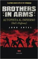 Portada del libro Brothers in arms. Autopista al infierno