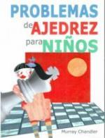 Portada del libro Problemas de ajedrez para niños