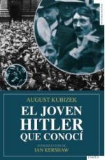 Portada del libro El joven Hitler que conocí