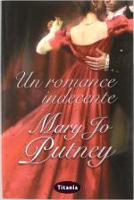 Portada del libro Un romance indecente