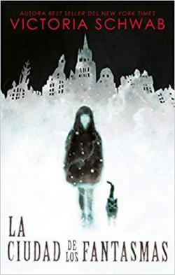 Portada del libro La ciudad de los fantasmas