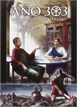 Portada del libro Año 303 inventan el Cristianismo