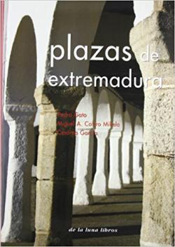 Portada del libro Plazas de Extremadura
