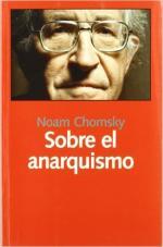 Portada del libro Sobre el anarquismo