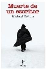 Portada del libro Muerte de un escritor