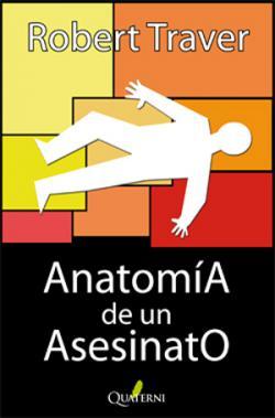 Portada del libro Anatomía de un asesinato