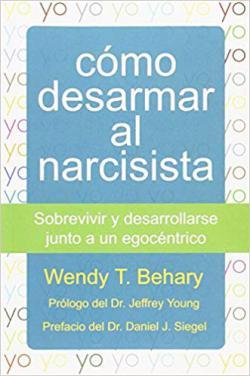 Portada del libro Como desarmar al narcisita