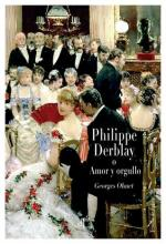 Portada del libro Philippe Derblay o Amor y orgullo