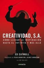 Portada del libro Creatividad, S.A.