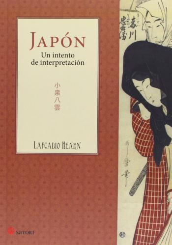 Portada del libro Japón. Un intento de interpretación