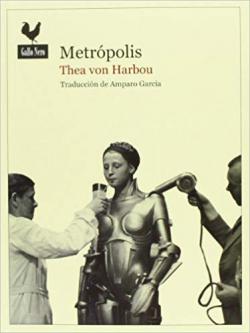 Portada del libro Metrópolis