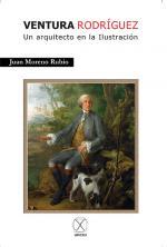Portada del libro Ventura Rodríguez. Un arquitecto en la Ilustración