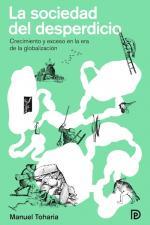 Portada del libro La sociedad del desperdicio