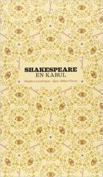 Portada del libro Shakespeare en Kabul