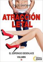 Portada del libro Atracción letal 3