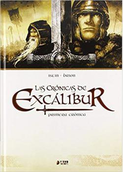 Portada del libro Las crónicas de Excálibur 1