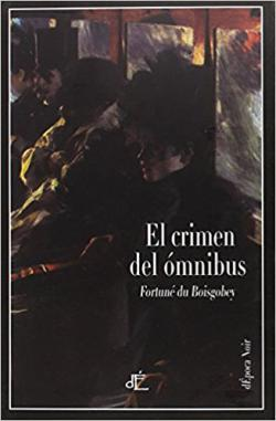 Portada del libro El crimen del omnibus