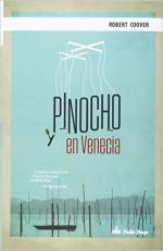 Portada del libro Pinocho en Venecia
