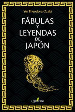 Portada del libro Fábula y leyendas de Japón