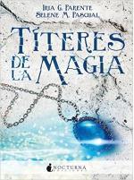 Portada del libro Títeres de la magia