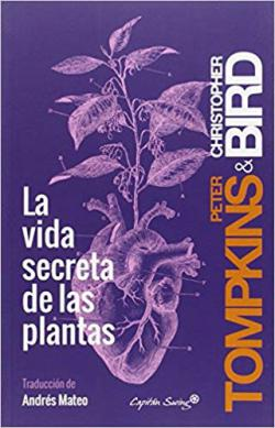 Portada del libro La vida secreta de las plantas