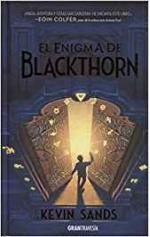 Portada del libro El enigma de Blackthorn