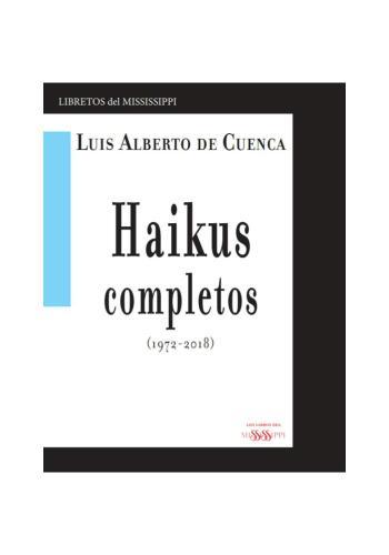 Portada del libro Haikus completos
