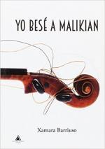 Portada del libro Yo besé a Malikian