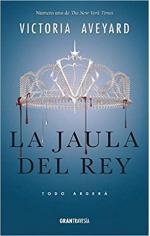 Portada del libro La jaula del rey