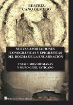 Portada del libro Nuevas aportaciones iconográficas y epigráficas del dogma de la Encarnación