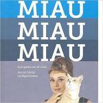 Portada del libro Miau, miau, miau. Los gatos en el cine