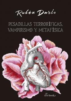 Portada del libro Pesadillas terroríficas, vampirismo y metafisica