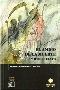 Portada del libro El amigo dela muerte y otros relatos
