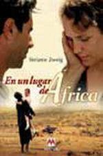 Portada del libro LUGAR DE AFRICA, EN UN