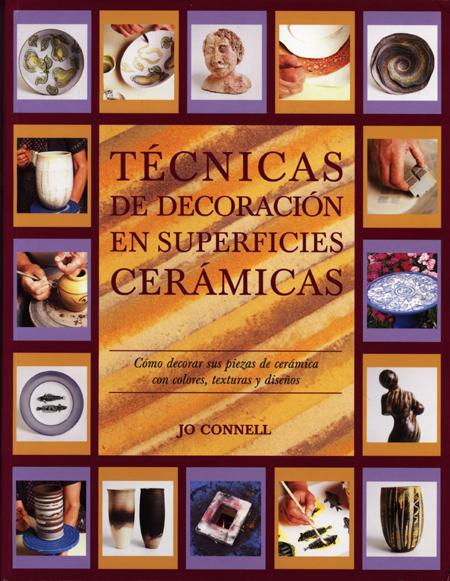 Portada del libro TEC.DECORACION SUPERFICIES CERAMICAS