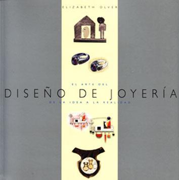 Portada del libro Curso de DISEÑO DE JOYERIA