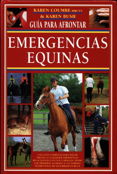 Portada del libro Emergencias equinas