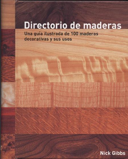 Portada del libro DIRECTORIO DE MADERAS