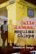 Portada del libro Calle Habana, esquina Obispo