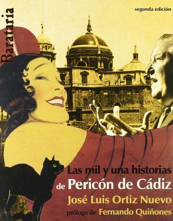 Portada del libro Las mil y una historias de Pericón de Cádiz