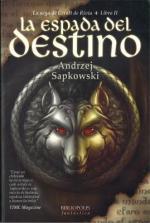 Portada del libro La espada del destino (Geralt de Rivia 2)
