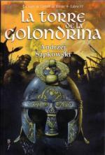 Portada del libro La torre de la golondrina (Geralt de Rivia 6)
