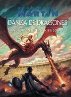 Portada del libro Danza de dragones (Canción de hielo y fuego 5)