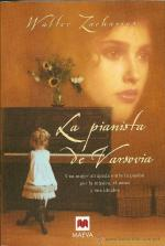 Portada del libro La pianista de Varsovia