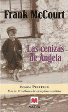 Portada del libro Las cenizas de Ángela