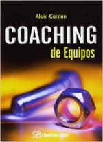 Portada del libro Coaching de equipos